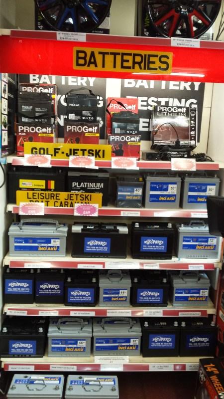 Batteries Maintenance Batteries At Motoparts